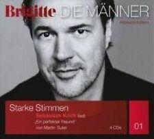 Martin Suter Ein perfekter Freund-Gelesen von Sebastian Koch [4 CD]