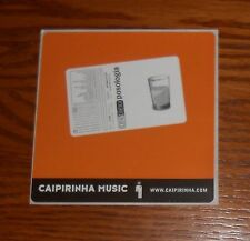 Caipirinha Music Cineplexx Posologia Sticker Square Promo 4x4