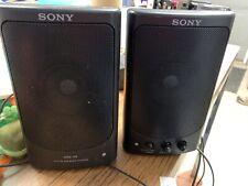sony speakers Srs 48