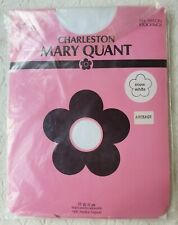 MARY QUANT CHARLESTON - SHINY STOCKINGS - BNIP 5 available, retro vintage 60's