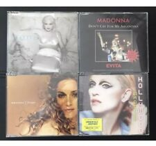 16 Madonna & Related CD Singles Nice Collection Some Rare Inc Bedtime Story