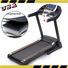 The Best Low Noise Commercial Treadmill Bluetooth Wifi+12Running Program Running