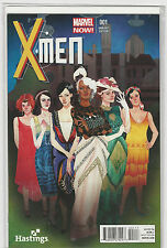 X-Men #1 Hastings Variant Marvel Comics NM-