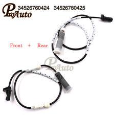 Front Rear ABS Wheel Speed Sensor Fit BMW E81 E82 E87 E90 E92 E93 120i 325i 330i