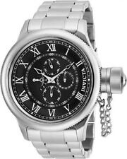 Invicta 17664 52mm Russian Diver Day Retrograde Date GMT Analogue Mens Watch