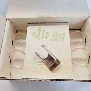 Mosser Glass Miniatures-Jennifer Set #14 in  Pink
