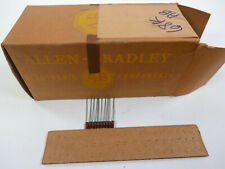 Allen-Bradley 68K Ohm 1/2 Watt Carbon Comp Resistors 5% Tolerance,  Pack of 10