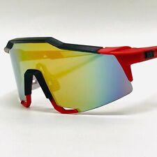 Gafas de Sol Lentes de Moda Visor Shield Mask Oversize Sport Men's Sunglasses