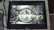"""Dell 20"""" Inch LCD Monitor 2007FPb For Arcade Cabinet Installation No Stand 14"""