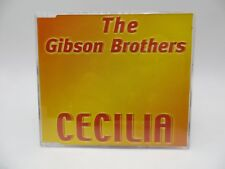 The Gibson Brothers - Cecilia - Maxi-Single CD Germany Import