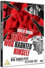 Blu Ray & DVD THE MAN WHO HAUNTED HIMSELF. Roger Moore. New Sealed.
