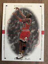 Michael Jordan 1998-99 SP Authentic #9 - Chicago Bulls - Gem Mint