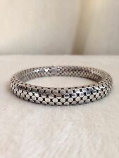 JOHN HARDY DOT COLLECTION COIL Sterling Silver BRACELET - Small