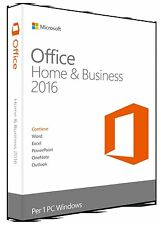Microsoft Office Home and Business 2016 - Fatturato