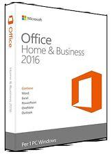 Microsoft Office Home and Business 2016 - Fatturato