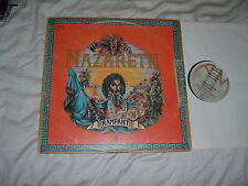 NAZARETH Rampant LP ORIGINAL US press