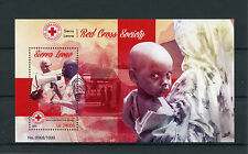 Sierra leone 2015 neuf sans charnière red cross society 1v s/s soins médicaux
