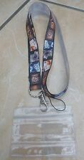 Titanic Film Lanyard / Neck Strap for Pin Trading inc. Waterproof Holder