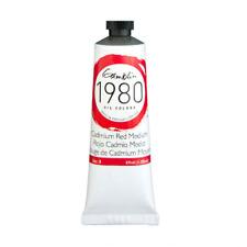 Gamblin - 1980 Oil Colors - 37Ml Tube - Cadmium Red Medium 17150 Series 3 NEW