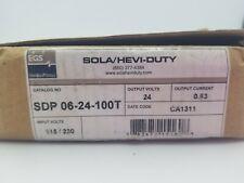 SOLA SDP 06-24-100T Power Supply