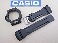 Genuine Casio G-Shock GDF100BB black resin watch band & bezel set fits GDF-100