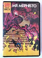 Mr Mephisto : BBC Micro Computer : BBC B : Euro Byte : Acorn BBC Micro