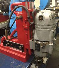 Milwaukee Magnetic Drill Press, Model 4297-1/4220