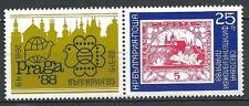 Bulgarie 1988 Praga'88 Yvert n° 3197 neuf ** 1er choix