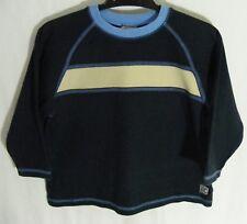 'Cherokee' Blue Longsleeve T-Shirt Top - Boys Size 4-5 Years