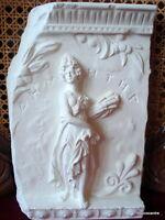 "Stucco -  griechisches Relief Göttin "" Demeter"" aus Stuck 101-263 Stuckrelief"