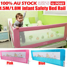 15M 18M Child Toddler Infant Bed Rail Safety Protection Guard Folding Bedrail