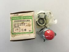 GE CR2940UE212B3 Heavy Duty Oiltight Indicator Light Red 230 Volt