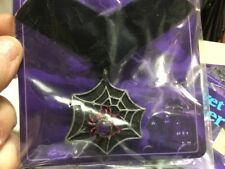 Halloween Spider Collar Choker Necklace Costume Cosplay Larp Fancy Dress Witch