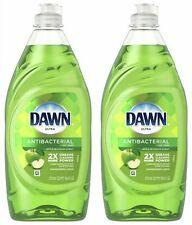 (Pack of 2) Dawn Ultra Dishwashing Liquid Dish Soap in Apple Blossom 19.4 fl oz