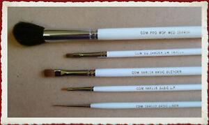 CDM (ex Seeleys) Dollmakers Basic Brush Kit (KTBRBAS) - 5 brushes