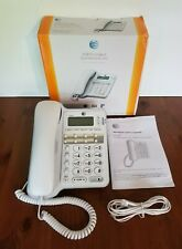 At&T Cl2909 Corded Phone w/ Speakerphone and Caller Id/Call Waiting