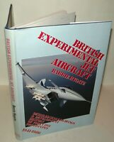 British Experimental Jet Aircraft - Barrie Hygate, Illustrated, HB/DJ, 1990
