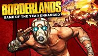 Borderlands Game of the Year Enhanced GOTY Steam Key (PC) - Region Free