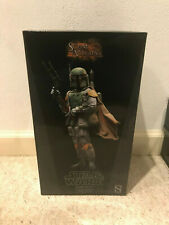 Star Wars Sideshow Collectibles Boba Fett Exclusive 1/6 Scum & Villainy MISB