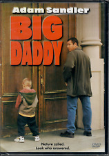 Big Daddy: Adam Sandler, Cole Sprouse ~ PG 13 ~ Family Comedy Movie DVD
