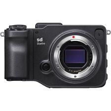 Open Box Sigma SD Quattro Digital Camera Body