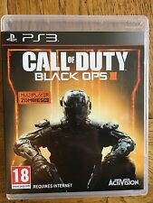 Call of Duty Black Ops 3 (sin Sellar) -! nuevo! versión PS3 Reino Unido