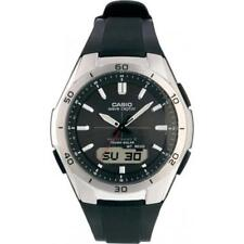 Casio Wave Ceptor Men's Solar Powered Radio Controlled Watch