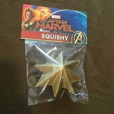 Captain Marvel Squishy NEW MINT Target Exclusive