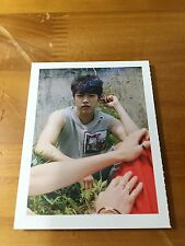 Infinite 5th Mini Album Reality Bad Date Coupon Sungyeol PhotoCard Offici K-POP.