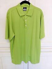 Nike Golf DRI-FIT Shirt SZ LG Apple Green