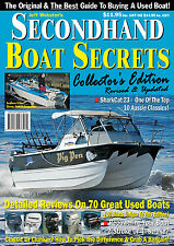 Secondhand Boat Secrets - Collector's Edition - Reviews Haines Hunter, Signature