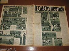 IL CALCIO ILLUSTRATO 1947/48=MILAN-ROMA 4-1=TRIESTINA=LUCCHESE=SALERNITANA=