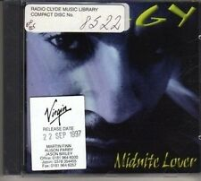 (CD362) Shaggy, Midnite Lover - 1997 DJ CD