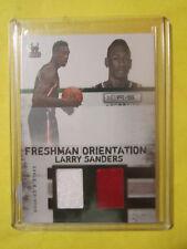 Larry Sanders 2010-11 Rookie & Stars Freshman Orientation Dual Jersey #D 139/299
